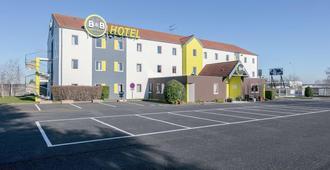 B&B Hotel Poitiers 1 Futuroscope - Chasseneuil-du-Poitou - Rakennus