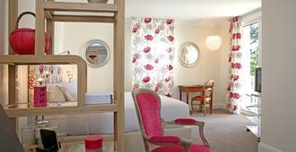 Relais & Chateaux Hotel La Reserve - Albi - Bedroom