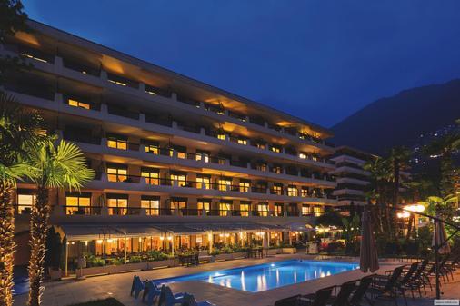 H4 Hotel Arcadia Locarno - Locarno - Toà nhà
