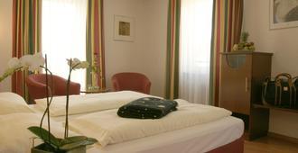Hotel Via Roma - Salisburgo - Camera da letto