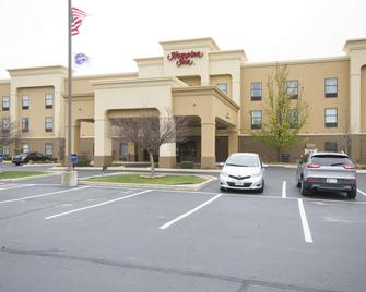 Hampton Inn Marshall - Marshall - Building