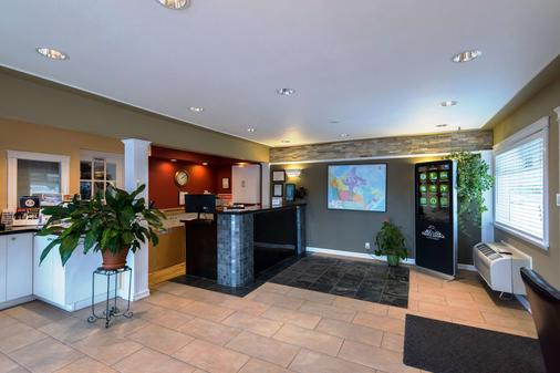 Canadas Best Value Inn Prince George - Prince George - Lobby