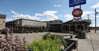 Canadas Best Value Inn-Prince George - Prince George - Gebäude