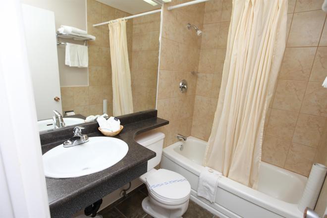 加拿大最佳價值酒店 - 喬治王子城 - 喬治王子城 - 浴室
