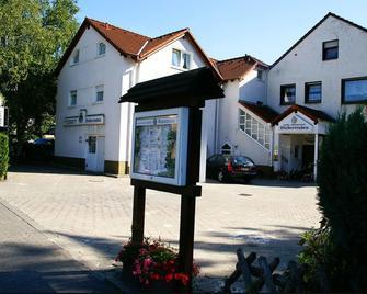 Hotel Restaurant Bieberstuben - Menden - Gebouw
