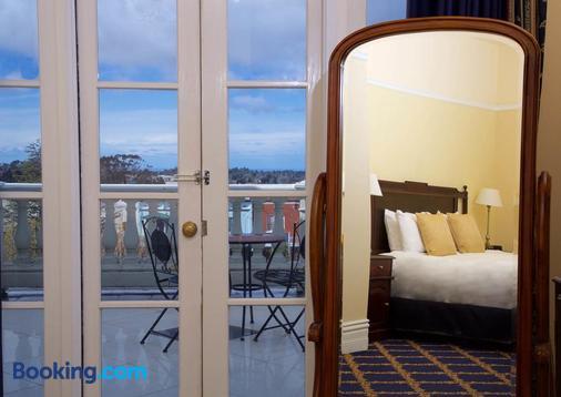The Carrington Hotel - Katoomba - Μπαλκόνι