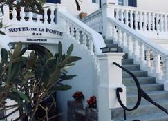 Grand Hôtel de la Poste - San Juan de Luz - Vista del exterior