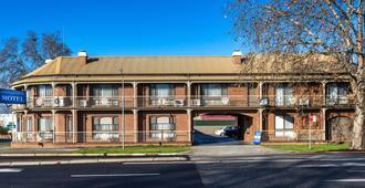Albury Townhouse Motel - Albury - Toà nhà