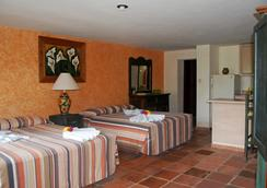 Hacienda San Miguel Hotel & Suites - Cozumel - Κρεβατοκάμαρα