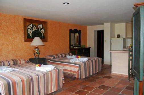 Hacienda San Miguel Hotel & Suites - Cozumel - Bedroom