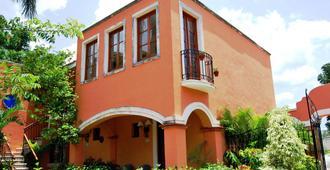 Hacienda San Miguel Hotel & Suites - Cozumel - Gebäude