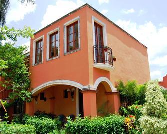 Hacienda San Miguel Hotel & Suites - Косумель - Здание