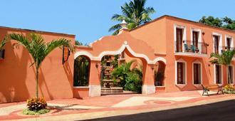 Hacienda San Miguel Hotel & Suites - Cozumel - Building