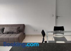 Aquaville Atalaia Apartamentos - Luís Correia - Sala de estar