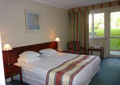 西方最佳公園酒店 - 布魯塞爾 - 布魯塞爾 - 臥室