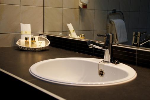 西方最佳公園酒店 - 布魯塞爾 - 布魯塞爾 - 浴室