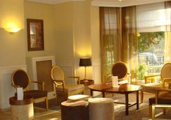 西方最佳公園酒店 - 布魯塞爾 - 布魯塞爾 - 休閒室