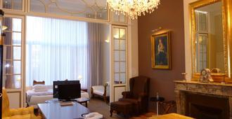 Best Western PLUS Park Hotel Brussels - Brussels - Phòng khách