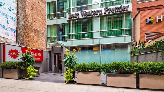 Best Western Premier Herald Square - New York - Rakennus
