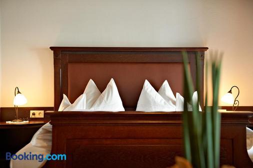 Hotel zur Post - Bad Kotzting - Bedroom