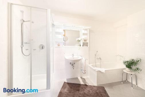 Appartment Hotel Victoria - Bad Fuessing - Bathroom