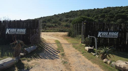Kudu Ridge Game Lodge - Addo - Cảnh ngoài trời
