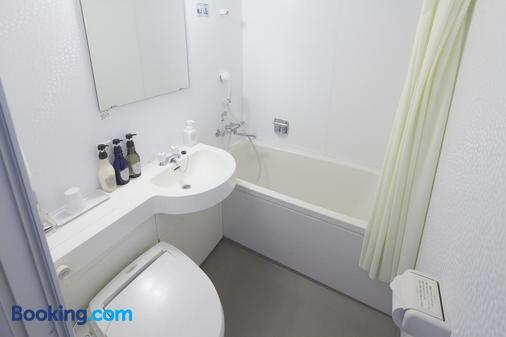 靜鐵商旅Prezio靜岡站北 - 靜岡市 - 浴室