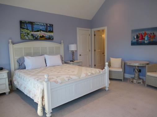 法爾茅斯高地汽車旅館 - 法爾茅斯 - 法爾茅斯 - 臥室