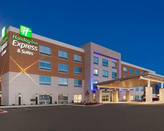 Holiday Inn Express & Suites Brigham City - North Utah - Brigham City - Gebäude