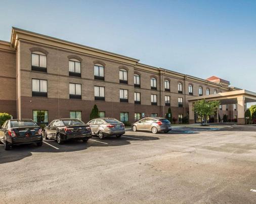 Comfort Suites At WestGate Mall - Spartanburg - Gebäude