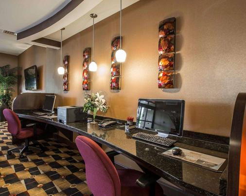 Comfort Suites At WestGate Mall - Spartanburg - Business Center