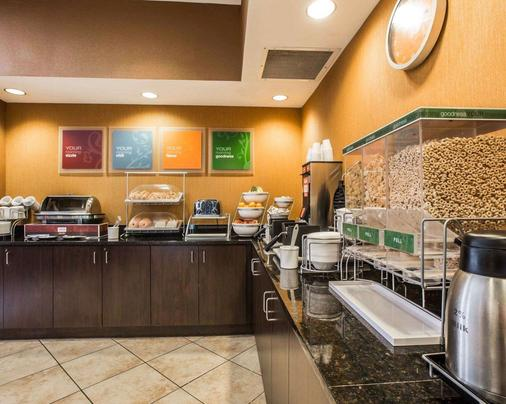 Comfort Suites At WestGate Mall - Spartanburg - Buffet