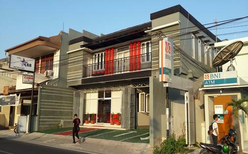Hotel Star 88 - Yogyakarta - Κτίριο