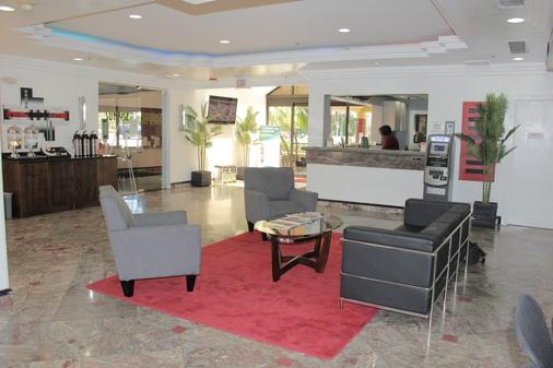 The Link Hotel On Sunrise - Fort Lauderdale - Lobby