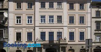 Coffee Home Hostel - Lviv - Building