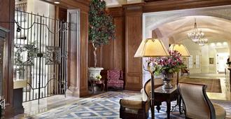 Fairmont Hotel Macdonald - Edmonton - Lobby