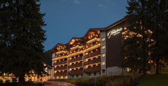 Teleferic Grand Hotel - Poiana Brașov - Edifício