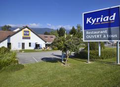 Kyriad Geneve - Saint-Genis-Pouilly - Saint-Genis-Pouilly - Bâtiment