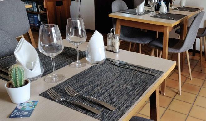 Kyriad Geneve - Saint-Genis-Pouilly - Saint-Genis-Pouilly - Restaurant