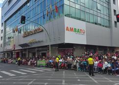 Hotel Emperador - Ambato - Vista del exterior