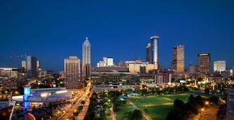 Hilton Garden Inn Atlanta Downtown - Atlanta - Outdoor view