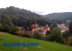Hotel-Pension Waldhaus - Bad Grund - Bâtiment