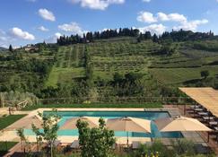 Borgo Del Cabreo - Greve in Chianti - Pool