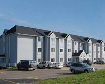 Knights Inn & Suites St Clairesville - Saint Clairsville - Building