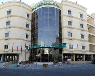 Landmark Suites Jeddah - Jeddah - Building