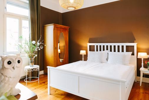 Hotel Auerstein - Heidelberg - Makuuhuone