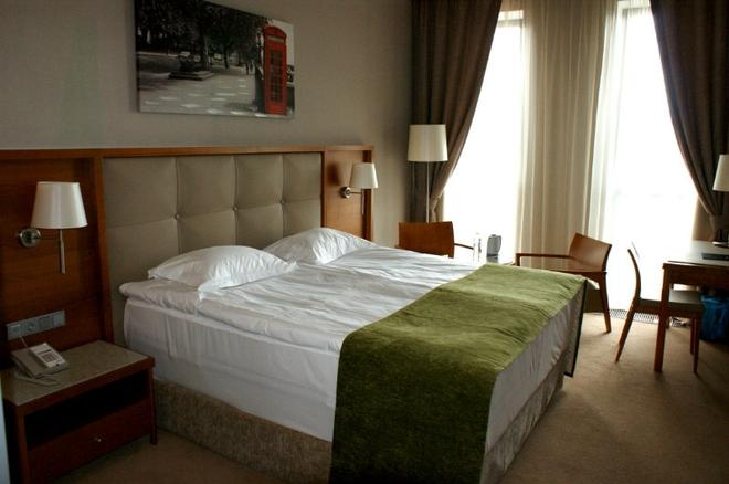 城市酒店 - 基輔 - 基輔 - 臥室