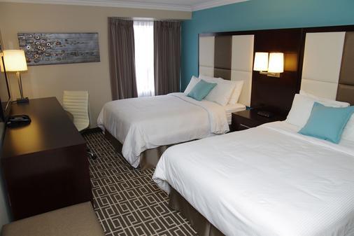 旅遊者酒店 - 漢彌爾頓 - 漢密爾頓 - 臥室