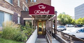 The Kimball at Temple Square - Salt Lake City - Outdoors view