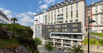 阿斯特利德飯店 - 盧爾德 - 建築